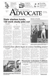 The Advocate, August 29, 2002 by Minnesota State University Moorhead