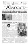 The Advocate, September 5, 2002 by Minnesota State University Moorhead