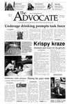 The Advocate, October 3, 2002
