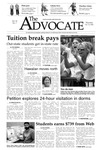 The Advocate, October 10, 2002 by Minnesota State University Moorhead