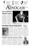 The Advocate, October 24, 2002 by Minnesota State University Moorhead