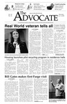 The Advocate, November 14, 2002 by Minnesota State University Moorhead