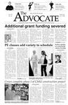 The Advocate, January 16, 2003 by Minnesota State University Moorhead