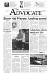 The Advocate, Febuary 6, 2003 by Minnesota State University Moorhead