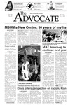 The Advocate, February 27, 2003 by Minnesota State University Moorhead