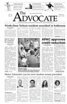The Advocate, April 17, 2003 by Minnesota State University Moorhead