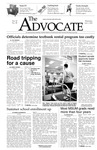 The Advocate, May 1, 2003
