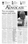The Advocate, September 18, 2003 by Minnesota State University Moorhead