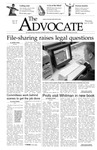 The Advocate, September 25, 2003