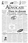 The Advocate, October 16, 2003