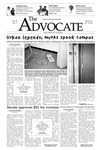 The Advocate, October 30, 2003