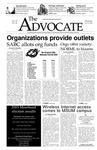 The Advocate, November 6, 2003 by Minnesota State University Moorhead