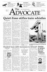 The Advocate, November 13, 2003 by Minnesota State University Moorhead