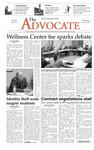The Advocate, November 20, 2003 by Minnesota State University Moorhead