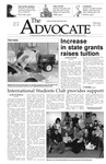 The Advocate, February 5, 2004 by Minnesota State University Moorhead