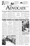 The Advocate, February 26, 2004 by Minnesota State University Moorhead