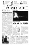 The Advocate, September 30, 2004 by Minnesota State University Moorhead
