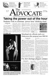 The Advocate, October 21, 2004