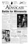 The Advocate, October 28, 2004