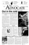 The Advocate, November 4, 2004 by Minnesota State University Moorhead