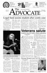 The Advocate, November 11, 2004