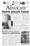 The Advocate, November 18, 2004 by Minnesota State University Moorhead