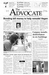 The Advocate, January 13, 2005 by Minnesota State University Moorhead