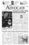 The Advocate, February 24, 2005 by Minnesota State University Moorhead