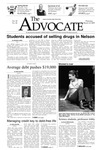 The Advocate, March 10, 2005 by Minnesota State University Moorhead