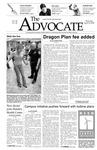The Advocate, April 14, 2005 by Minnesota State University Moorhead