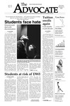 The Advocate, February 2, 2006 by Minnesota State University Moorhead