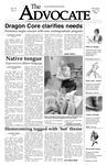 The Advocate, September 14, 2006