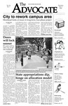 The Advocate, October 5, 2006 by Minnesota State University Moorhead