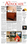 The Advocate, October 12, 2006 by Minnesota State University Moorhead