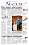 The Advocate, November 16, 2006 by Minnesota State University Moorhead