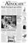 The Advocate, November 30, 2006 by Minnesota State University Moorhead