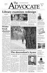 The Advocate, December 7, 2006 by Minnesota State University Moorhead