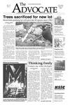The Advocate, September 27, 2007