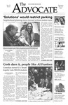 The Advocate, October 18, 2007 by Minnesota State University Moorhead