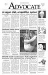 The Advocate, November 15, 2007