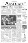 The Advocate, November 29, 2007 by Minnesota State University Moorhead