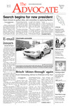 The Advocate, December 6, 2007 by Minnesota State University Moorhead