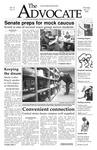 The Advocate, January 17, 2008