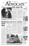 The Advocate, March 13, 2008 by Minnesota State University Moorhead