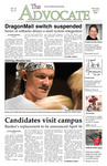 The Advocate, April 3, 2008