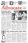 The Advocate, October 9, 2008