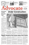 The Advocate, October 16, 2008 by Minnesota State University Moorhead