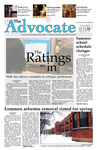 The Advocate, December 11, 2008 by Minnesota State University Moorhead