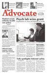 The Advocate, February 12, 2009 by Minnesota State University Moorhead