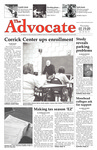 The Advocate, February 19, 2009 by Minnesota State University Moorhead